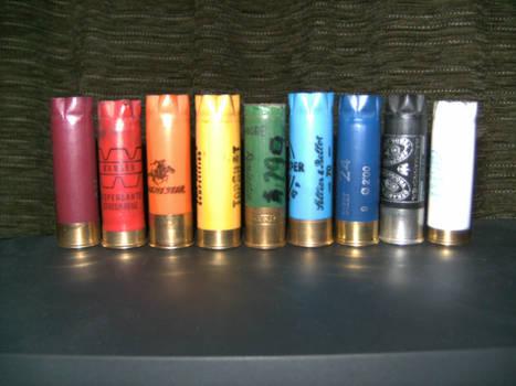 Shot cartridges