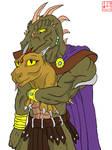 Reptile Snaag Hug