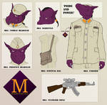 MDA Uniform Reference