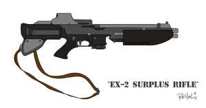 SOLAR: Surplus Rifle