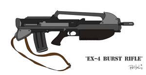 GDA: Burst Rifle