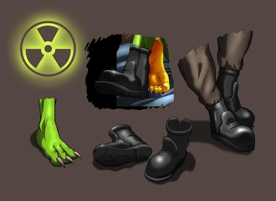 CHOTA Boot Collection