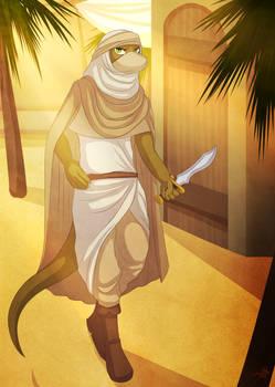 Arabian Lewis