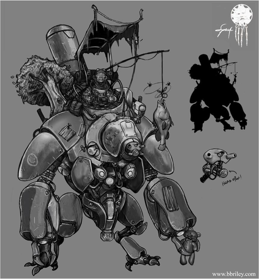 Sketches by Brett-Briley-TAD