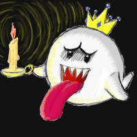 King Boo In The Dark