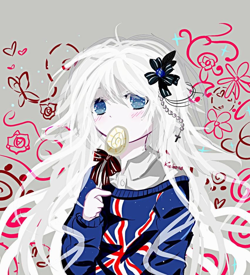 doodle by KieSora