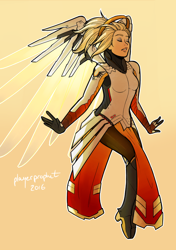 MERCY by playerprophet