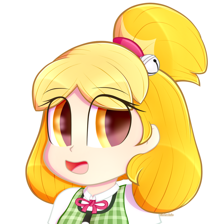Isabelle! by Silshadnic