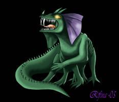 Lizard by Rifina