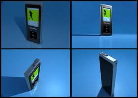 MP3 Samsung by Xaubet