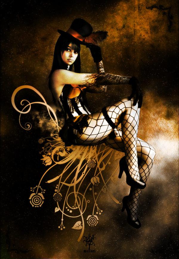 burlesque by Isahn