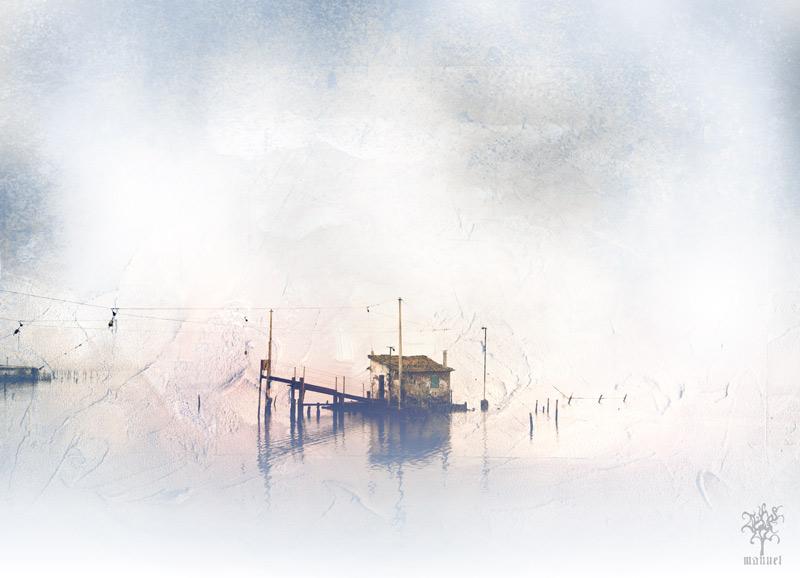 fresh air in the mornig by Isahn