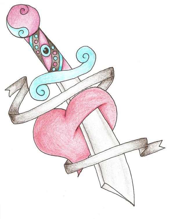 Knife in Heart Knife in The Heart by