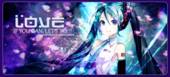 Sign Anime by Alex-ddh