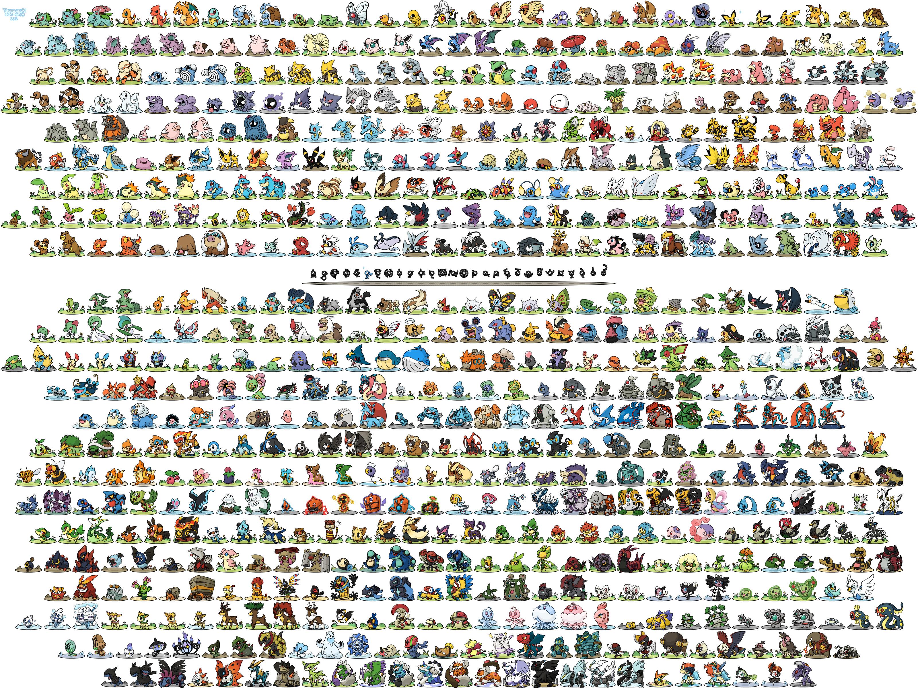Pokemon By Gustavompd On Deviantart