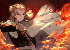 The Flame Hashira