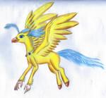 My Little Pony - Princess Skystar / SCP-2494 by ZaubererbruderASP