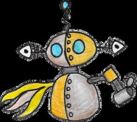 Trashbot by ZaubererbruderASP