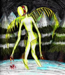 Angel by ZaubererbruderASP