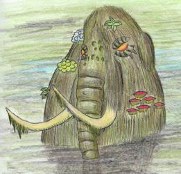 Mammoth-Thing by ZaubererbruderASP