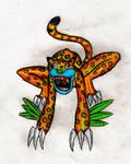 Were Jaguar by ZaubererbruderASP