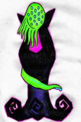 Xoq, Princess of Deep Space