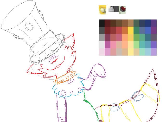Animal Jam|Sketchy Start by Mousegirlabc