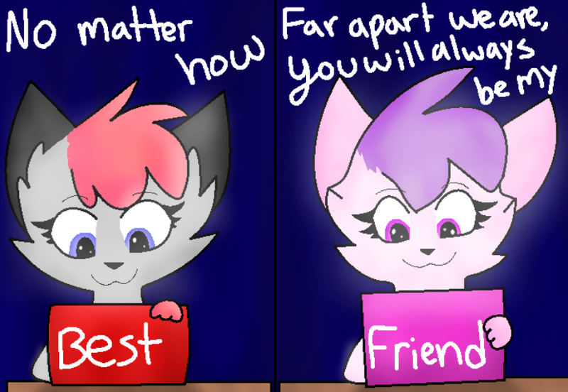 Best Friends Forever by Mousegirlabc