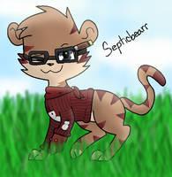 Animal Jam|Septicbearr [Art contest entry] by Mousegirlabc