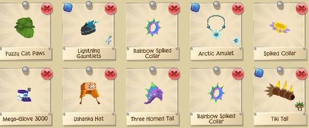 Animal Jam PW|My trade list   Offers  ? o3o' by Mousegirlabc