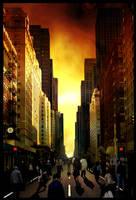 Big City Life by fbarok