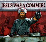Jesus was a commie