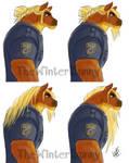 Officer Buckland - Zootopia OC
