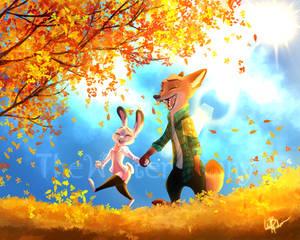 The Joy Of Autumn