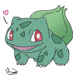 Bulbasaur by PoeticManiac