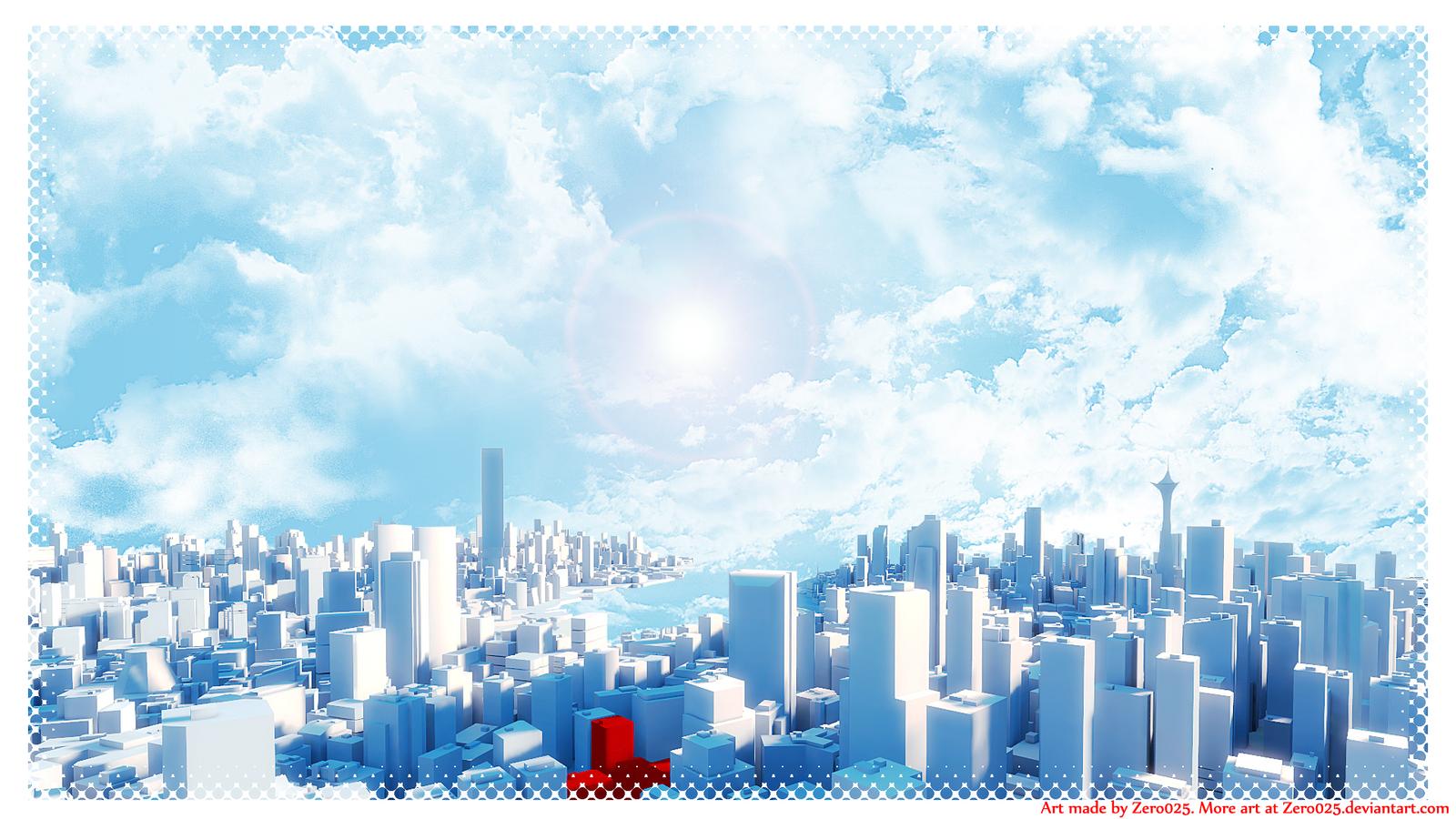 Sky City By Zero025