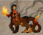 centaur devil