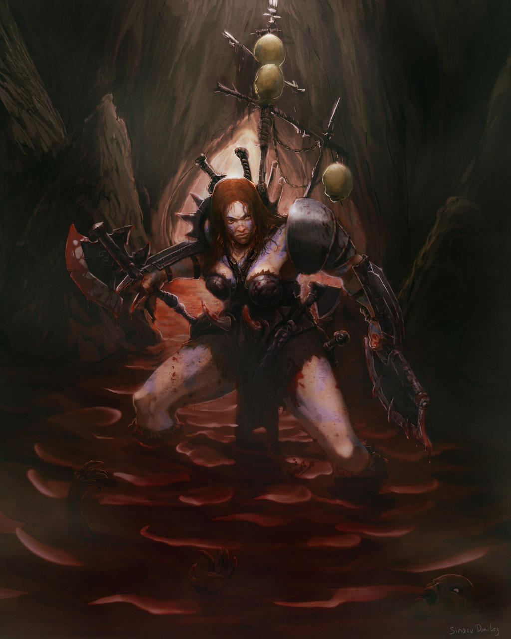 barbarian by Disolin
