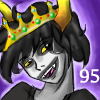 Gamzee icon commish by Healing-Touch