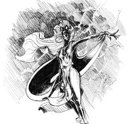 X-Men Storm - classic outfit