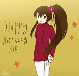 Happy Birthday Kiki!