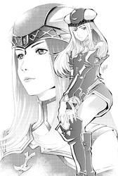 Freya by ComiPa