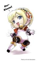 Nendoroid Aigis by ComiPa