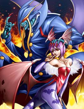 Jedah X Lilith