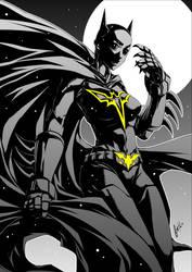 Batgirl by ComiPa