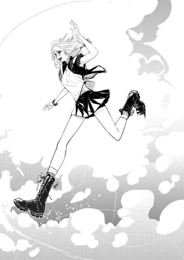 Haruna Ono -Scandal- 5 by ComiPa