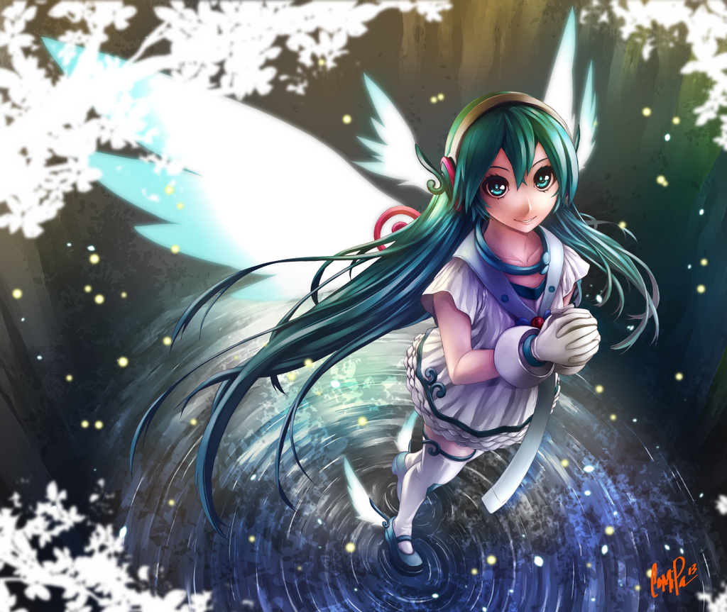 MIku Thanks Giving Day 093113 by ComiPa