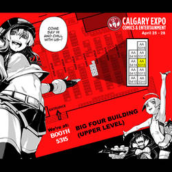 Calgary Expo~ by ComiPa