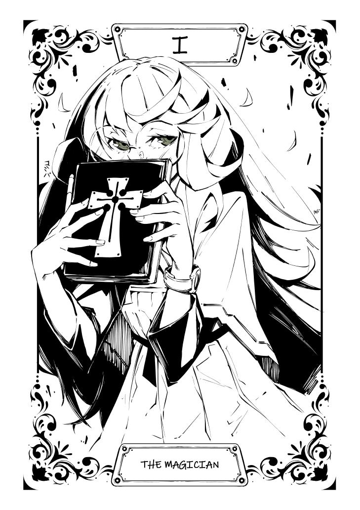 001 - I - The Magician