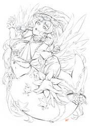 Angel Mermaid